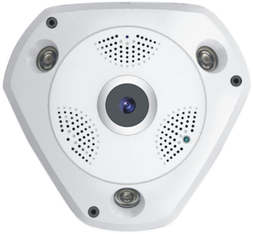 Camera ip wifi VR hồng ngoại IP360 L